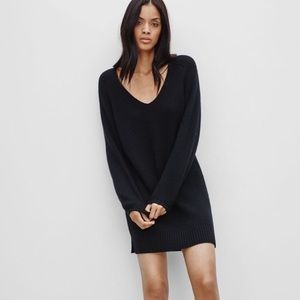 Wilfred Free    wool blend sweater dress